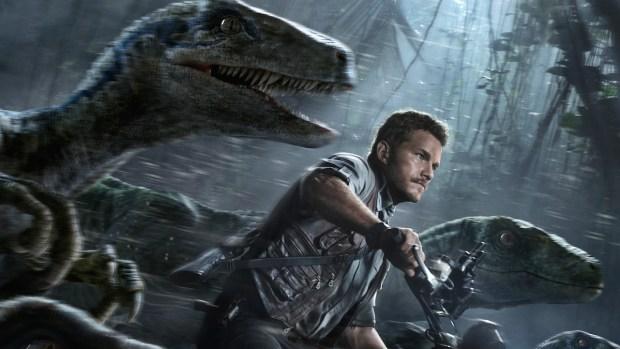 """[NATL] """"Jurassic World"""" Full Trailer"""
