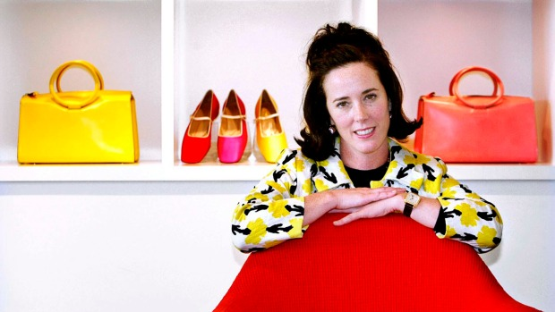 [NY-NATL] Remembering NYC Fashion Icon Kate Spade