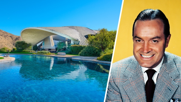 [NATL-LA] Sold! Bob Hope's 'UFO' Mansion in Palm Springs Fetches $13M