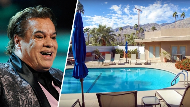 [NATL-LA] The Hotel Mexican Icon Juan Gabriel Turned Into a Mansion Sells for $1.63M