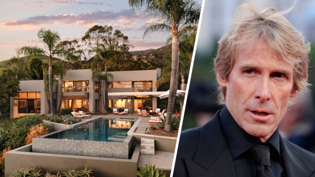 Michael Bay's Former Seaside Mansion Listed for $8.45M