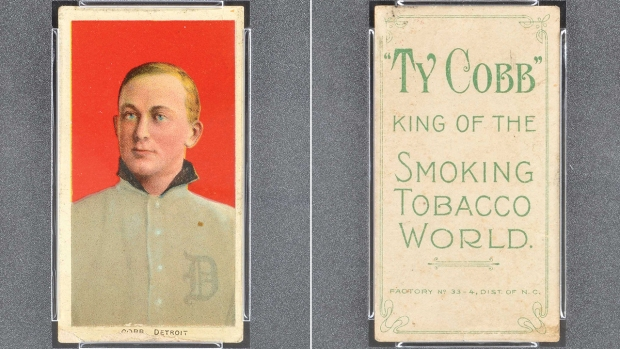 Family Finds Yet Another Super Rare Ty Cobb Baseball Card Nbc