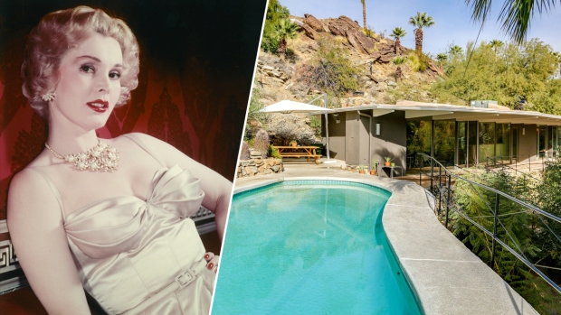 It's a Done Deal, Dahling: Zsa Zsa's House Sells at Discount