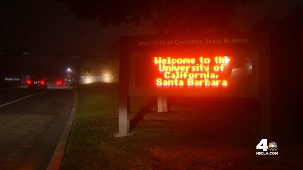 [LA] UC Santa Barbara Student Raped, Beaten Near Campus