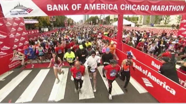 [CHI] City, Marathon Step Up Security