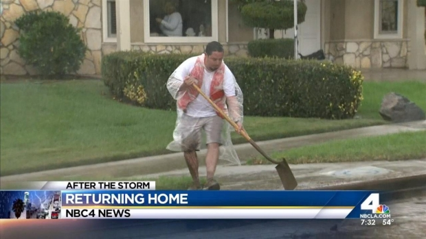 [LA] Glendora Evacuations Lifted