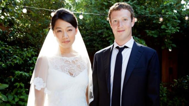 Zuckerberg and Wife 2nd-Biggest American Philanthropists