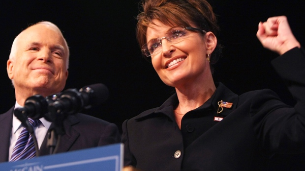 Opinion: Palin Says Ryan Is Good Because California Is Bad