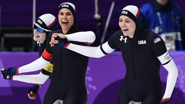 [NATL] US Wins First Long Track Speedskating Medal Since 2010
