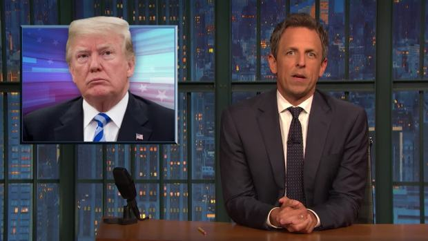 [NATL] 'Late Night': A Closer Look at Trump's Comments on PR Hurricane Response