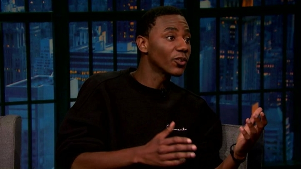 [NATL] 'Late Night': Jerrod Carmichael on Tackling Bill Cosby, Islamophobia and Gentrification on 'The Carmichael Show'