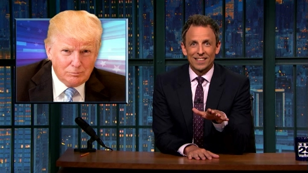'Late Night': A Closer Look at New Questions Over  Trump's Foundation