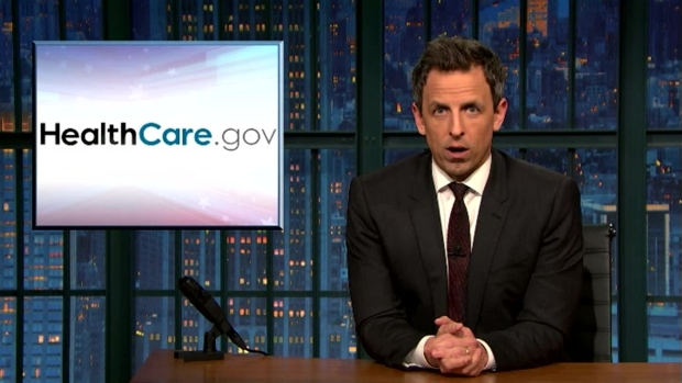 [NATL] 'Late Night': A Closer Look at Repealing 'Obamacare'