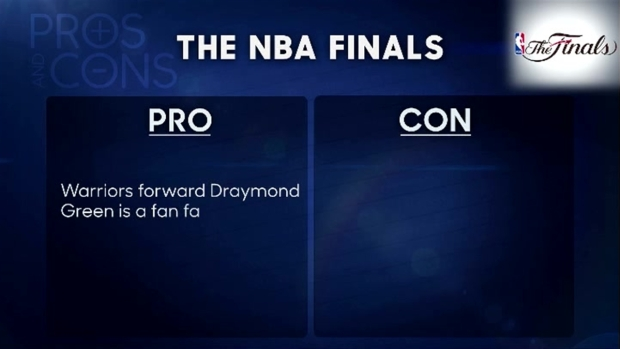 [NATL] 'Tonight Show': Pros and Cons of NBA Finals