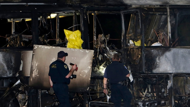 Bus Company in Deadly Crash Had Good Safety Record