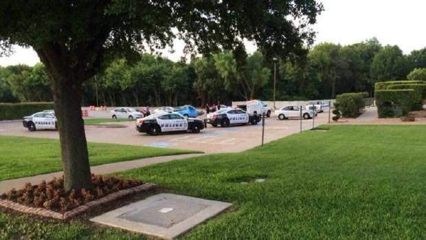 [DFW] Man Dies After Walking into Dallas Church