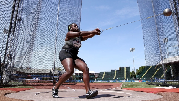 Tori Bowie sprints closer to landing second Olympic berth