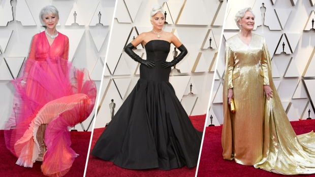 [NATL]Star Light, Star Bright: Oscars 2019 Red Carpet Gallery