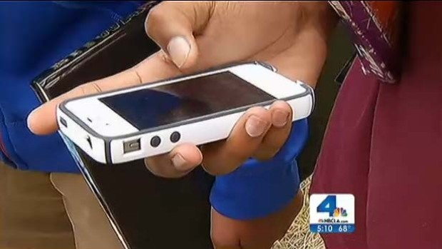 [LA] Boy, 16, Arrested in HS Sexting Scandal; Peers' Reactions Run Gamut
