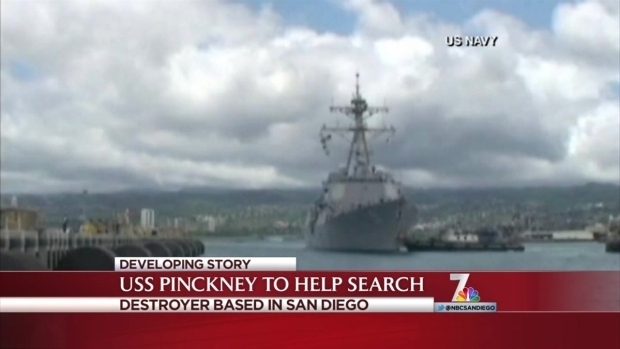[DGO] Navy Sends SD Ship to Search for Malaysian Airlines Jet