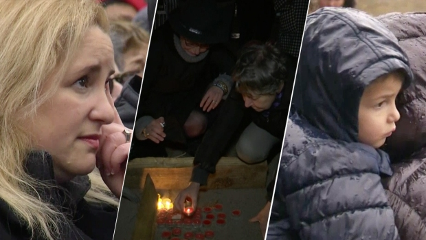 Pittsburgh Shooting Victims Remembered in US, Canada, France