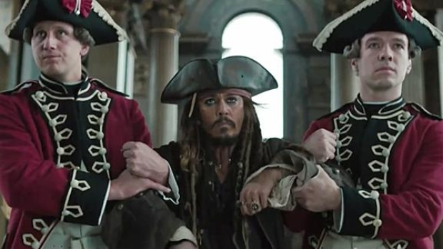 "[NATL] ""Pirates of the Caribbean: On Stranger Tides"" Trailer"