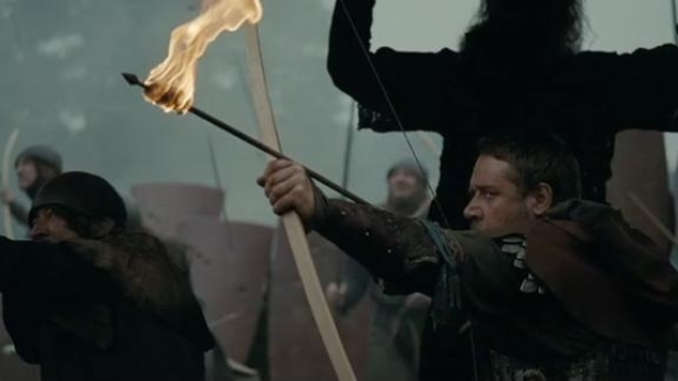 """[NATL] """"Make It Count!"""" -- Robin Hood Storms the Castle"""