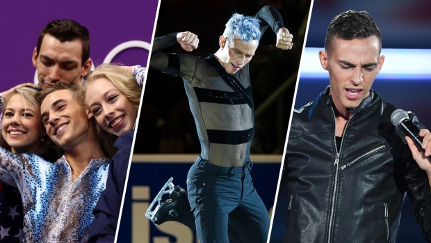 Adam Rippon's Cutest Moments