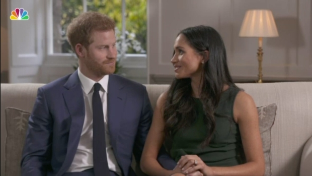 [NATL-NY] 4 Questions Answered With Prince Harry and Meghan Markle