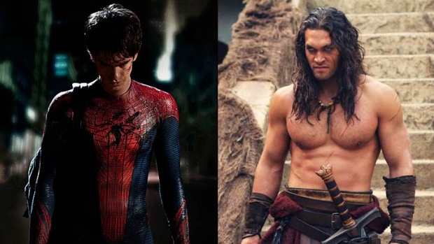 """Amazing Spider-Man"" and ""Conan"" in Battle of Sequel Hubris"