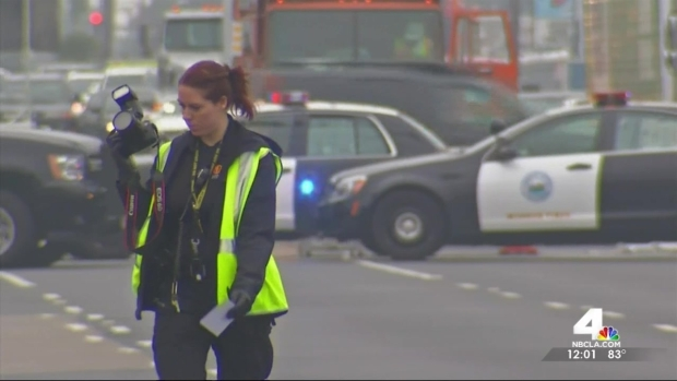 [LA] Search Continues for Driver in Fatal Hit-And-Run in Stanton