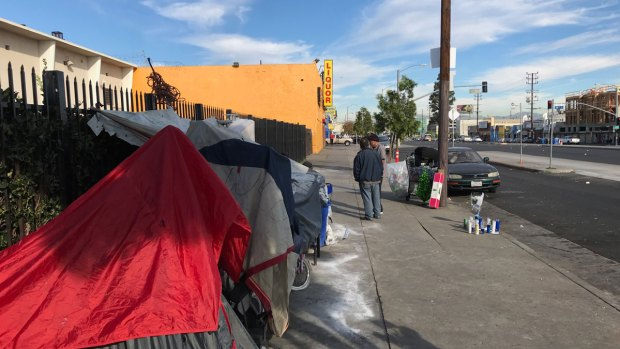 [LA - updated 8/13/19] Streets of Shame: Images of the Homelessness Crisis in Southern California