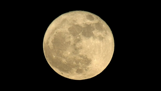 Rare: Only Supermoon of 2017 Over Southern California Sunday