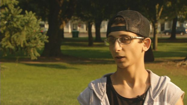 [NATL-HAR] Teen Uses Rap to Address Syrian Crisis