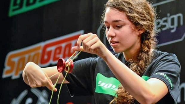 Norhern California Teens Wins Yo-Yo Title