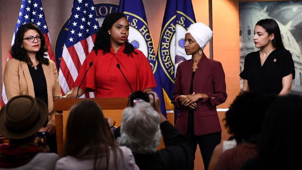 4 Congresswomen Respond to Trump's 'You Can Leave' Remark