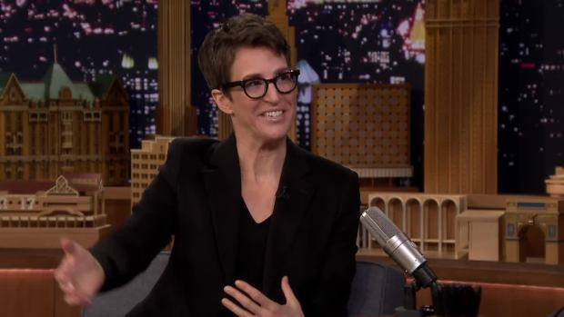 [NATL] 'Tonight': Rachel Maddow's Wisdom About the Midterms