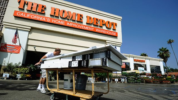 [LA] Home Depot Data Breach Leaves Millions at Risk