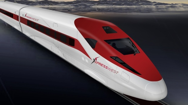 LA to Las Vegas in 2 Hours? Here's the High-Speed Train Designed to Make Miles Fly Past