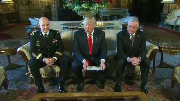 Trump Picks McMaster as National Security Adviser