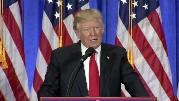 [NATL] President-Elect Trump on Obamacare