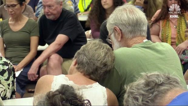 [NATL] Mayor of Hawaii's Big Island Offers Encouragement to Community Affected by Kilauea Volcano
