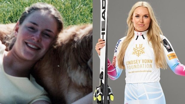 Lindsey Vonn's Childhood Photos