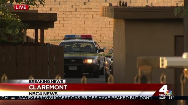 [LA] Officer-Involved Shooting in Claremont
