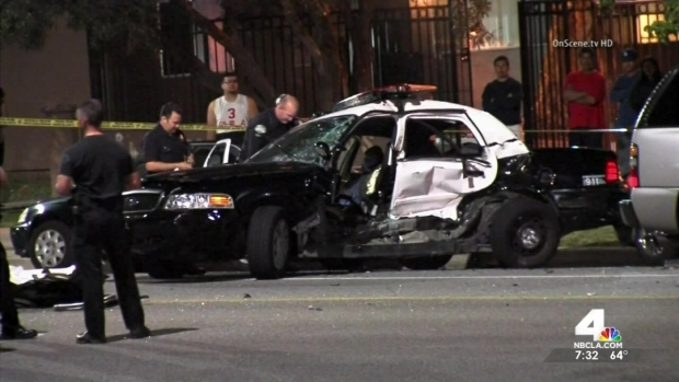[LA] Investigation Continues into Fatal LAPD Crash