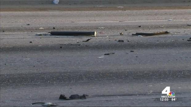 [LA] 5-Year-Old Girl Killed in Multi-Vehicle Wreck on 60 Freeway