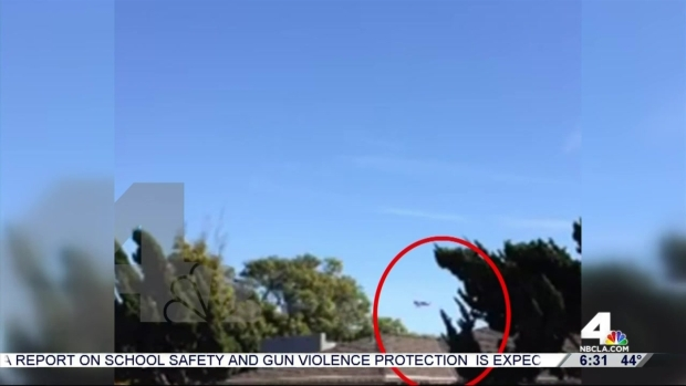 [LA] Video Shows Harrison Ford's Plane Before Crash