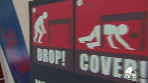 """[LA] Earthquake Simulator Imitates """"The Big One"""""""