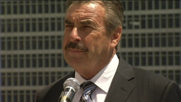 [LA] LAPD Chief Discusses Drones Acquired From Seattle
