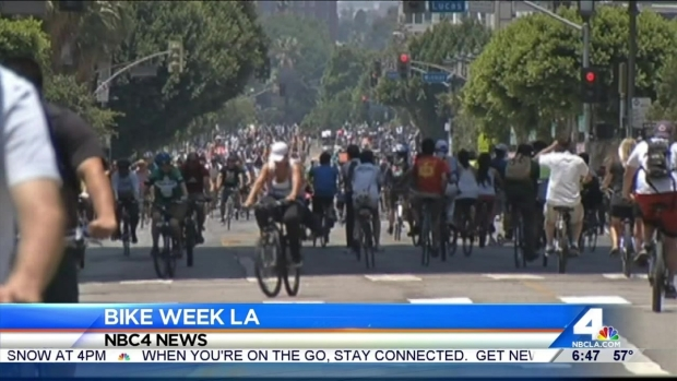 [LA] Bike Week LA Kicks Off